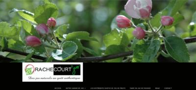 Site Web – Rachecourt-jus.be