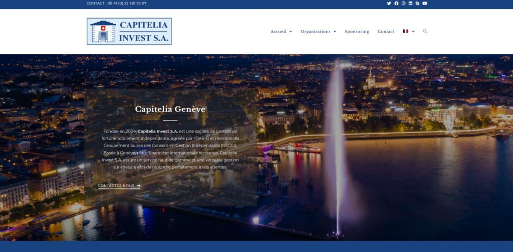 site internet capitelia
