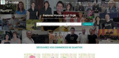 site internet sd activites