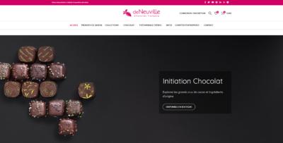chocolat deneuville